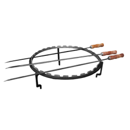 Horizontal Skewer Set 100