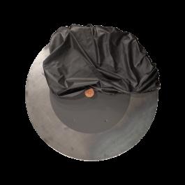 Snuffer + Soft Cover Black 85 Set