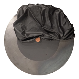 Snuffer + Soft Cover Black XL Set