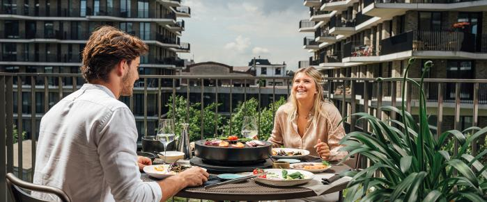 OFYR Tabl'O: the ideal charcoal Table Grill